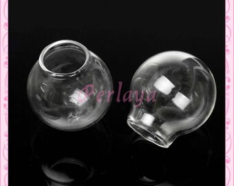 5 round 25mm REF1115X5X5 glass globes