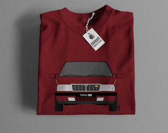 T-shirt Lancia Thema 832 by Ferrari | Gent, Lady and Kids | all the sizes | worldwide shipments | Car Auto Voiture