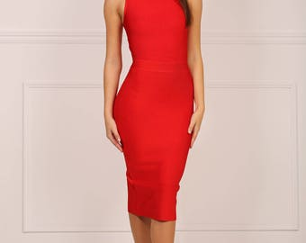 Breanna Bandage Dress