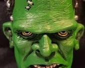 Frankenstein Monster Magnet - Painted