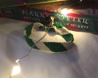 Slytherin House Bracelet