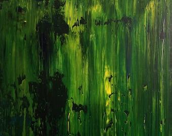 Emerald drips