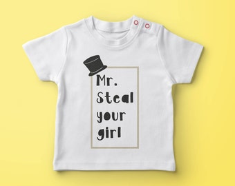 Boy svg, cute toddler svg, cute baby boy, svg, Mr steal your girl SVG, Dxf, png, Cameo, Cricut, cute boy svg, hipster boy svg, hipster shirt