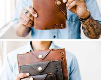 Leather Journal Refillable Portland Leather FAST
