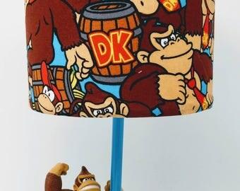 Donkey Kong lamp