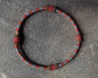 Bracelet - Red ochre