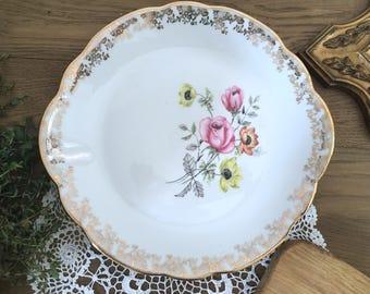 """""""Rosae"""" cake plate"""