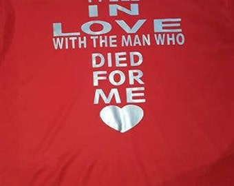 Love the Man Who died for me