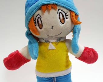Digimon Sora plush - ready to be shipped **reduced price**