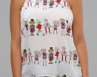 EVORA, T Shirt children print