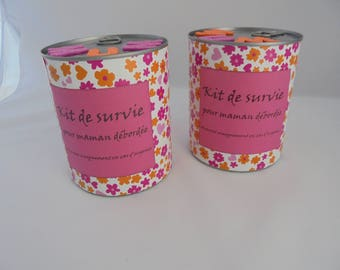 Survival kit for busy mom, cheap and original gift for any occasion!