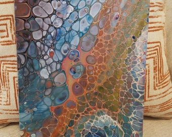 Breaking the Rules No. 1 -  Beautiful cells and iridescence.