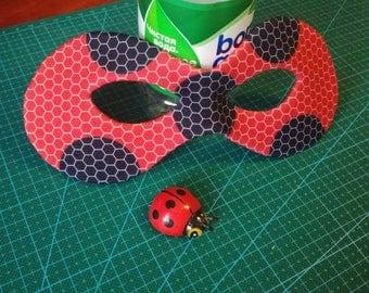 Custom made - Miraculous Ladybug cosplay mask