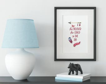 bedroom decor for teenage girl. Girl Teen Room Decor  Print Wall Art room decor Etsy