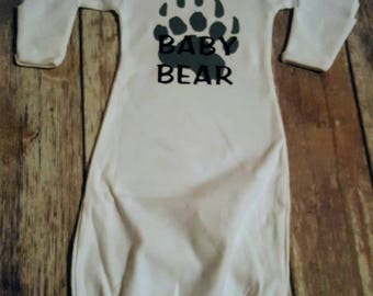 Baby Bear Sleeper Sack