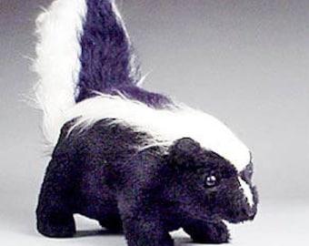Skunk Animal Pattern - Paper Copy