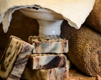 Cocoa & Clove soap
