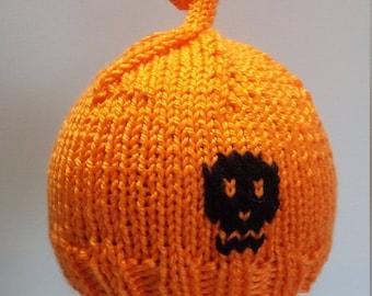Skull Pixie Hat