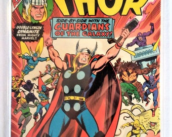 Thor #6- King Size Annual.