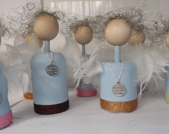 Guardian Angel gift idea for friends sisters