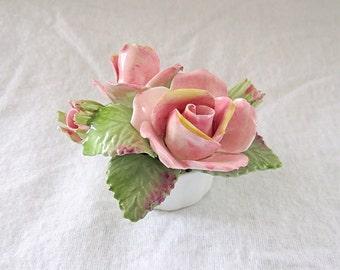 Vintage Royal Albert, Bone China England, 'Centennial Rose'