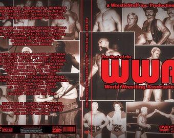 Best of the World Wrestling Association DVD Set