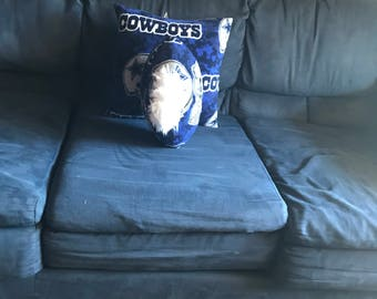 Dallas Football Pillow