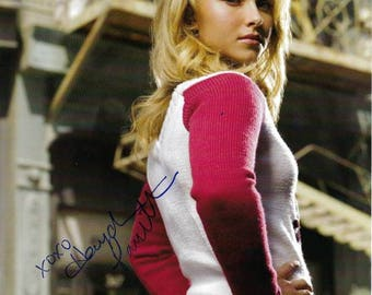 Hayden Panettiere Signed 8×10 Photo