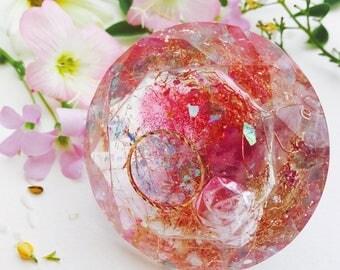Orgone◁▷Jewel Queen◁▷Orgone Healing Energy Item, Reiki, Spiritual.