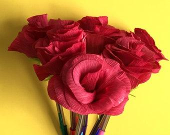 Half Dozen EverLAsting Rose Pens