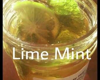 Honey Lime Mint