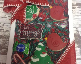 Holiday Buttercream Cookie Boxed Set