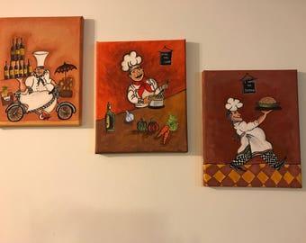 Kitchen Painting Decor