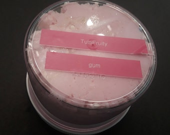 Tutti Fruity Bubble Gum