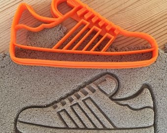 Sneaker Shoes Cookie Cutter