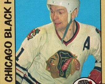 1972-73 OPC hockey cards #177 #68