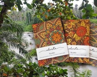 Set of 3 notebooks Sri Lanka