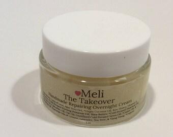 Repairing Night Cream for Dry Skin Eczema Moisturizer The Takeover
