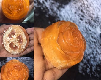 Exfoliating Loofah Rose (Soaps)