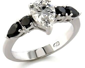 BestOfBijoux® Abana - Women Ring - Cubic Zirconia