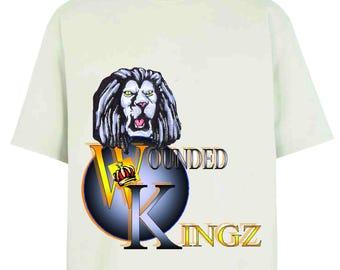 WOUNDED KINGZ TEESHIRT
