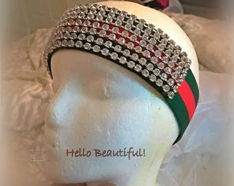 Gucci Inspired Headband
