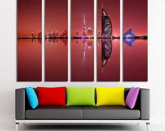 Dubai art United Arab Emirates art Dubai photo Dubai print Dubai poster Dubai wall art Dubai decor Arab Emirates wall art Dubai canvas print