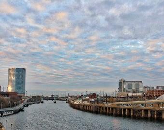 Philadelphia Delaware River view