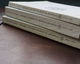 The Bell System Technical Journal, 1963