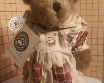 Boyds Bear Patricia L Cooksbeary
