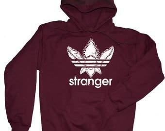 Stranger - Adidas Demogorgon Hoodie.