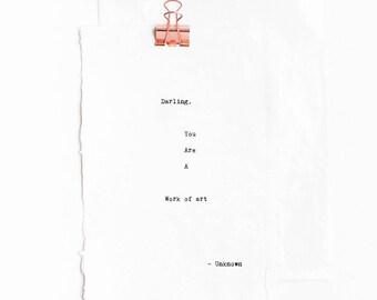 Love Box: Art  Inspirational, Romantic, Funny Greeting Card /Poem -Gifts for Bestfriend, Girlfriend, Boyfriend