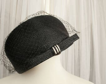 1950s Jane Morgan Exclusive Hat
