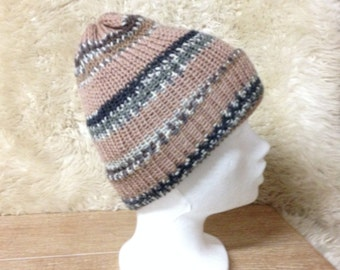 Woollen Beanie Hat - Woollen Hat